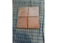 TERRACOTTA AND LIGHT GREY TILES FOR SALE!!!