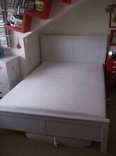 Double bed - IKEA ASPELUND West Pennant Hills The Hills District Preview