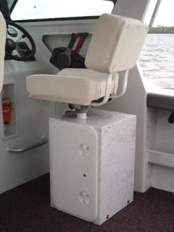 Wanted: Boat Seat Pedestals/Storage Boxes