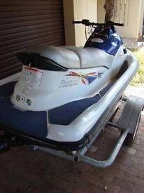 2002 Polaris freedom 700cc JetSki