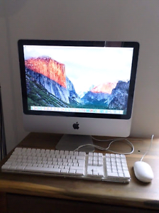 Apple iMac desktop all in one computer for sale. St Marys Penrith Area Preview