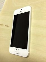 IPHONE 5S SILVER Bossley Park Fairfield Area Preview