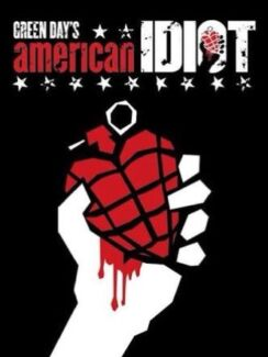 2x tickets Green Day American Idiot the Musical