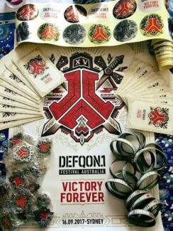 VIP DEFQON TICKET!