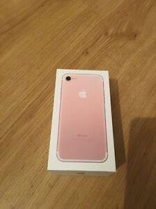 iPhone 7 256gb Unlocked Rose Gold **New Sealed Box** Mount Gravatt Brisbane South East Preview