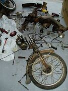 Wanted any old road motorcycle bits Alexandra Hills Redland Area Preview