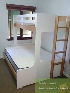 Snooze Combo Bunk Bed