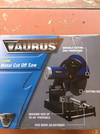 Taurus 2100W Metal Cut Off Saw | Power Tools | Gumtree Australia Greater  Dandenong   Lyndhurst | 1172758577