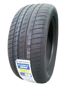 4 Pneus d'ete Kapsen S2000 NEUFS 235/50R17 OU 235/55R17 / 4 Summer tires new 235/55/17 or 235/50/17