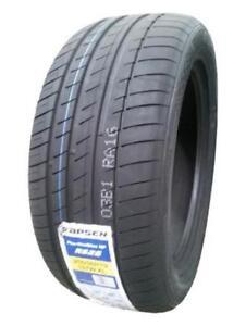 4 Pneus dete neufs Kapsen S2000 225/55R17  /  4 Summer tires new 225/55/17 kapsen S2000