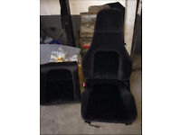 Honda front seats from prelude