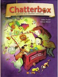 Manuel Scolaire ''Chatterbox'