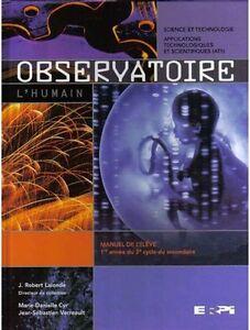 Observatoire humain
