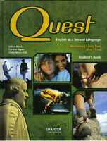 Quest student's book