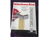 KitchenAid Pasta Attachment, 5KPRA Pasta Sheet Roller And Cutter Set (brand new)