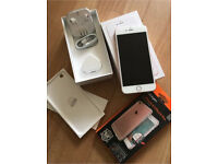 iPhone 6s Plus (16gb) Rose Gold, UNLOCKED, Boxed up