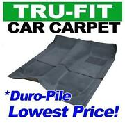 Moulded Car Carpet