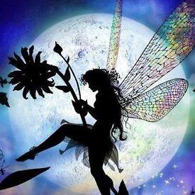 Tarot reading and crystal healing