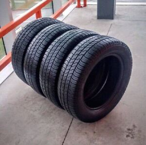 wo Sets of 4 General and Pirelli 185/65/15 all season tires