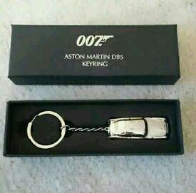 007 Aston Martin DB5 Keychain