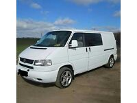 VW T4 LWB 2.5 TDI 102 BHP **Reduced for quick sale**