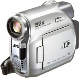 JVC MiniDV Camcorder with Video Capture Device