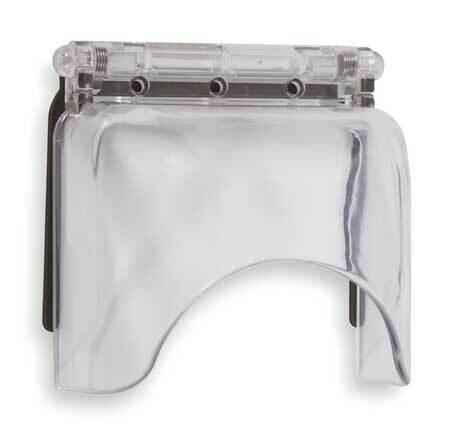 Safety Technology International Sti-6516 Surface Mount Clear Poly Keypad Cover