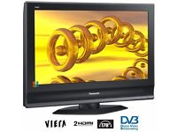 "Panasonic 32"" inch LCD TV HD Ready with Freeview Built in, 2 x HDMI"