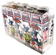 Heroclix Captain America Lot