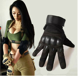 Security Cyclist Unisex Hard Nuckle Gloves