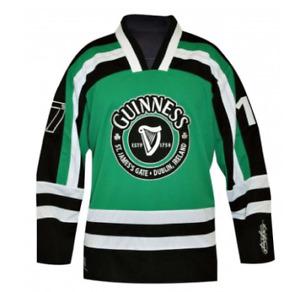 Guiness Hockey Jersey Size XXL