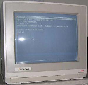 COMMODORE Amiga 1080 Monitor