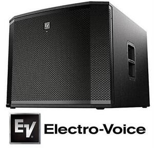 "NEW ELECTROVOICE POWERED SUBWOOFER 18"" - DJ SPEAKER STAGE MUSIC EQUIPMENT  82138712"