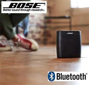 NEW BOSE BLUETOOTH SPEAKER Bose SoundLink Color Bluetooth Speaker (Black) 107411422