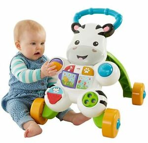 Fisher-Price Learn with Me Zebra Walker Playset Cambridge Kitchener Area image 4