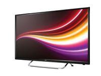 "JVC - LT-49C550 49"" Full HD LED TV, Top Condition like NEW"