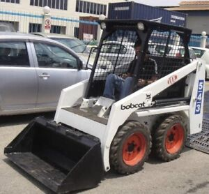 Bobcat Hire larger 1.3t $170 p/d