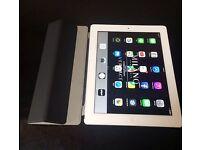 Apple iPad 3 16GB Wifi + cellular (unlocked) white