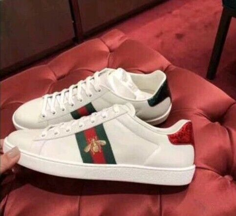 01e218339b3 Gucci Ace Trainers Best Quality   Cheapest