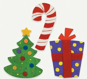 3-Christmas-Unfinished-Wood-Cutouts-4-1-4-Full-Set-Tree-Candy-Cane-and-Gift