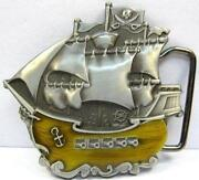 Jolly Roger Belt Buckle