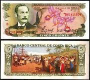 Costa Rica Currency