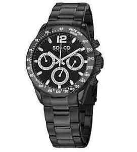 SO & CO New York Men's 5001.3 Monticello Quartz Watch