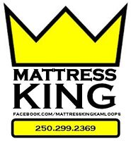 MATTRESS LIQUIDATION OUTLET.....THE BEST DEALS IN KAMLOOPS!!