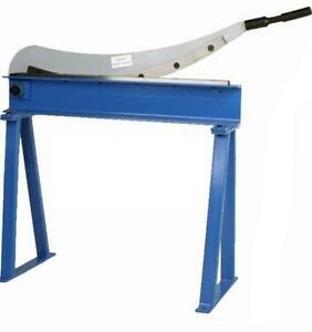Cisaille 40'' (Shear) Industrielle type guillotine