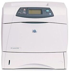 Reduced Price - HP LaserJet 4250DTN $160