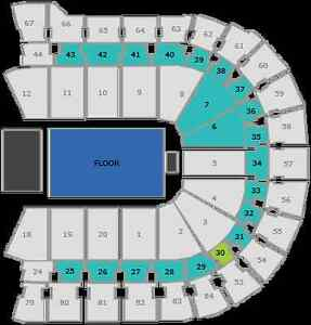 2 X ELLIE GOULDING GOLD RESERVED SEATING TICKETS Sydney City Inner Sydney Preview