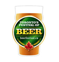 Toronto's Festival of Beer VIP tickets for Saturday July 25
