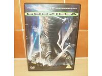 GODZILLA DVD Region 2 VGC