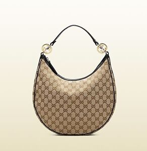 Authentic Gucci Twins Hobo Bag
